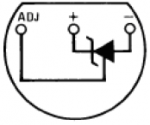 Temperature control with LM335