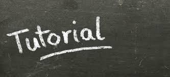 Tutorial Virtual Learning Environment